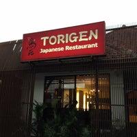 Photo taken at Torigen Japanese Restaurant by Shohei H. on 1/21/2014