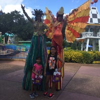 Photo taken at SeaWorld Games Area by Juliana C. on 10/10/2015