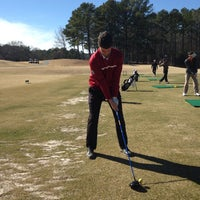 Photo taken at DeGray State Park Golf Course by Mauricio L. on 2/15/2014