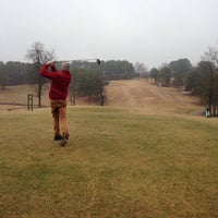 Photo taken at DeGray State Park Golf Course by Mauricio L. on 2/9/2014