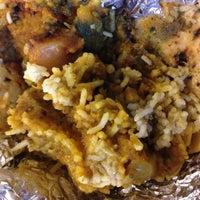 Photo taken at Avatars Punjabi Burrito by Eman A. on 11/28/2013