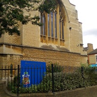 Photo taken at st peter & all souls RC church by Adrian M. on 9/9/2016