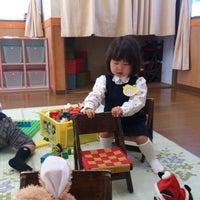 Photo taken at 子どものその保育園 by Atsushi H. on 4/7/2013