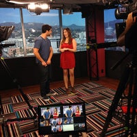 Photo taken at SpinMedia Studio by Pam L. on 8/20/2013