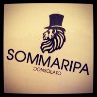 Photo taken at Sommaripa Consolato by manos f. on 5/4/2014