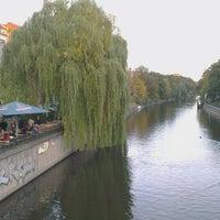 Photo taken at Paul-Lincke-Ufer by Olivier P. on 10/19/2013