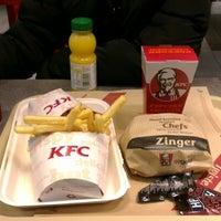 Photo taken at KFC by Olivier P. on 1/2/2013