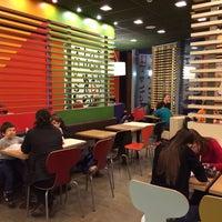 Photo taken at McDonald's by Vasily O. on 10/30/2013