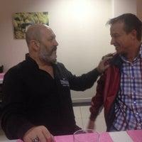 Photo taken at Sındırgı Belediye Otel by Mehmet Bülend S. on 9/27/2014