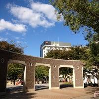 10/19/2012にkuroteckが江坂公園で撮った写真