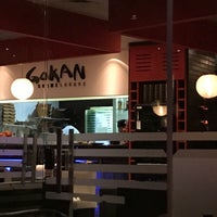 Photo taken at Gokan Sushi Lounge by Fabricio Marcondes S. on 10/27/2017