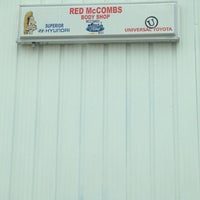 Photo taken at Red McCombs Superior Hyundai by Amy D. on 11/4/2013