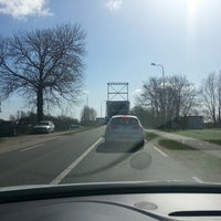 Photo taken at Vechtbrug by Desiree W. on 4/20/2013
