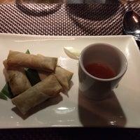 Photo taken at Maori Pacific Rim Cuisine by Nadia C. on 11/21/2014