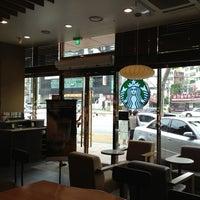 Photo taken at Starbucks by Hyesook C. on 9/6/2013