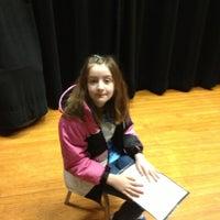 Photo taken at Oak Hill Elementary by Jesse on 3/1/2013