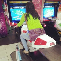 Photo taken at Timezone by Meivi V. on 7/13/2013