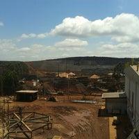 Photo taken at Projeto Vargem Grande Itabiritos by Raphael B. on 11/11/2013