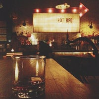 Photo taken at Hot Bird by Chaz C. on 12/5/2012