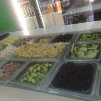 Photo taken at Fresh Salads Fresca Vida by Nabor C. on 3/28/2015