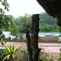 Photo taken at The Nature Resort by Apasara K. on 7/21/2013