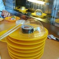 9/24/2014にJupeがChop Stick Running Sushiで撮った写真