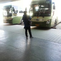 Photo taken at Icheon Bus Terminal by 박광수 _. on 2/20/2013
