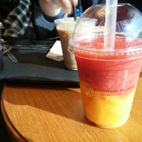 Photo taken at A Twosome Place 부산다대포점 by 박광수 _. on 2/20/2015