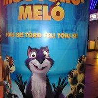 Photo taken at Cinema City by János N. on 1/25/2014