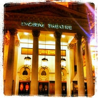 Photo taken at The Lyceum Theatre by sara s. on 12/14/2012