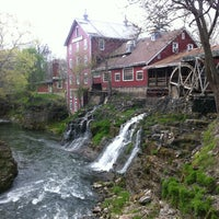 Photo taken at Historic Clifton Mill by Gerry M. on 4/27/2013