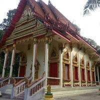Photo taken at Lamduan Temple by Namfon P. on 2/14/2014