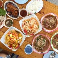 Photo taken at ร้านส้มตำภูไท by Pantita S. on 9/16/2015