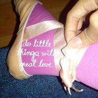 Photo taken at Princess Ballet School by Nadya S. on 6/15/2014