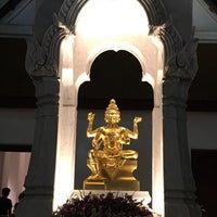 Photo taken at เทวสถาน (โบสถ์พราหมณ์) Dhevasathan (Brahmin Shrines) by DoraNat B. on 1/7/2017