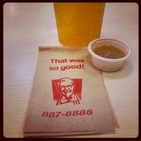 Photo taken at KFC by Dan Michael D. on 8/7/2013