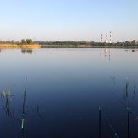 Photo taken at Плотина by Александр З. on 5/24/2014