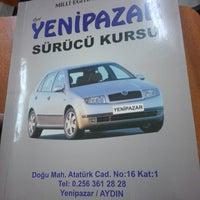 Photo taken at Yenipazar Sürücü Kursu by Ahmet Y. on 8/13/2014