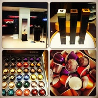 Photo taken at Nespresso Boutique by Fabio D. on 7/17/2013