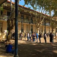 Photo taken at Escola Secundária de Camões (Liceu de Camões) by Raquel A. on 10/1/2017