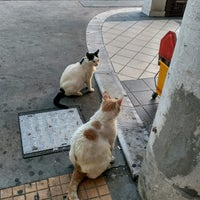 Photo taken at Bus Stop Rhodes by Диана А. on 5/15/2017