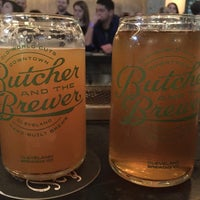 Photo taken at Butcher and the Brewer by Ryan C. on 4/1/2018