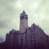 Photo taken at Old Post Office Pavilion by Devin G. on 3/2/2013