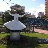 Photo taken at Mevlana Parkı by Ömer K. on 3/11/2014