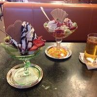 Das Foto wurde bei Eis Café Venezia von Funda am 3/13/2014 aufgenommen