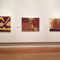 Photo taken at RMIT Gallery by Leonard C. on 9/19/2014