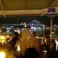 Photo taken at Café Sydney by Giorgio C. on 5/15/2015