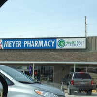 Photo taken at Meyer Pharmacy by Christina T. on 5/6/2013