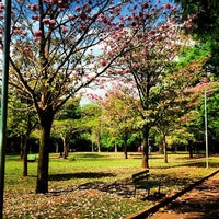 Photo taken at Ibirapuera Park by Thulio C. on 10/26/2013