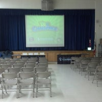 Photo taken at Washington Middle School by Gregory C. on 2/20/2013